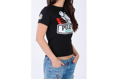 тениска PULEV sport