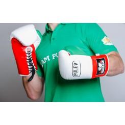 Боксови ръкавици с връзки